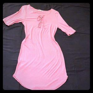 Heart & Hips pink summer dress